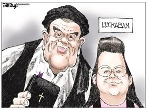Huckaban by Bill Day http://www.cagle.com/2015/09/huckaban/